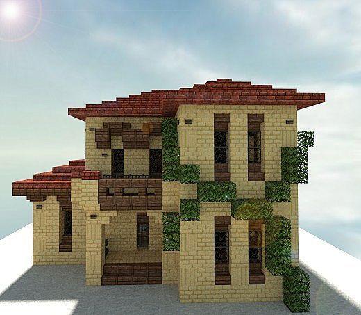 italian house minecraft