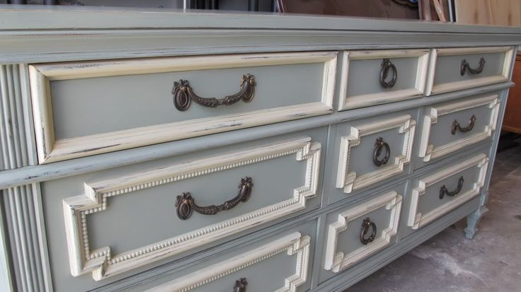 67 best Painted Furniture images on Pinterest