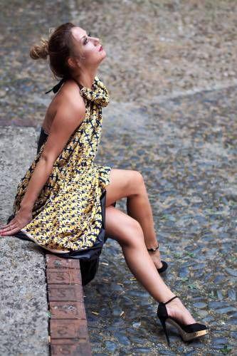 Moda#fashion #love #respiro #bloggers#outfit