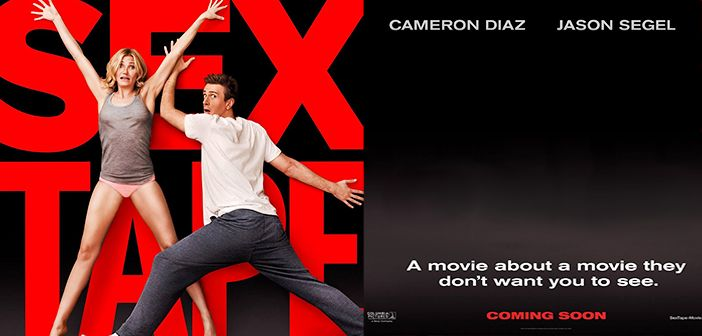 Poster Image Starring:Cameron Diaz,Jason Segel,Rob Corddry,Ellie Kemper,Rob Lowe Directed by:Jake Kasdan Distributed by:Columbia Pictures. Release Date: July 18 2014. Sex Tape Trailer was last modified: February 7th, 2016 by Kaarle Aaron