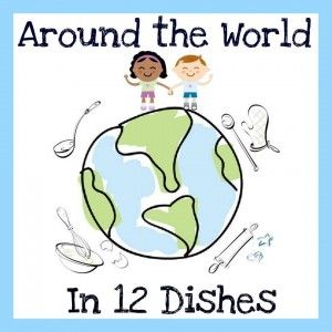 World Cup Cooking with Kids by Glittering Muffins on Multicultural Kid Blogs