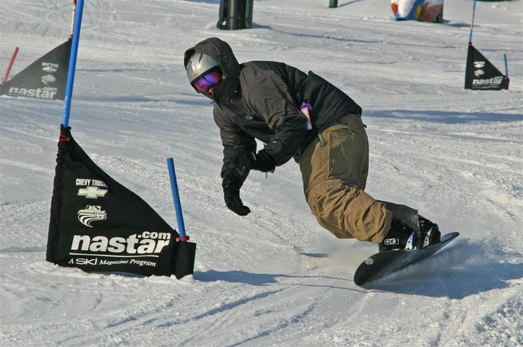 NASTAR   Crystal Mountain Michigan