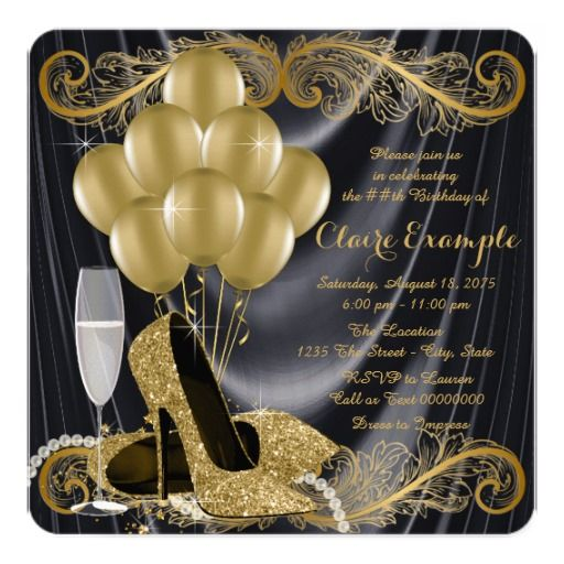 7 best Birthday Invitations images on Pinterest Invitation cards - best of sample invitation letter debut party