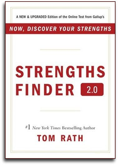 How I transitioned from teacher to writer . . . I started with Strengths Finder 2.0.