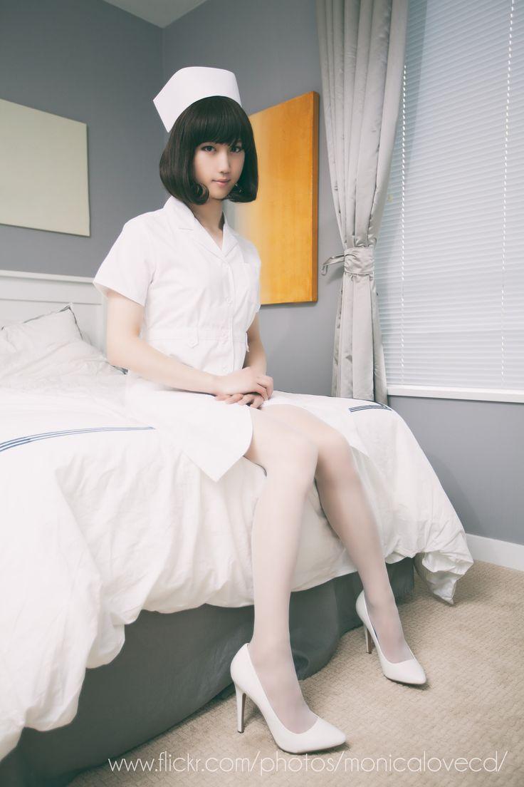 White Angel Monica Monica Stockings And Legs