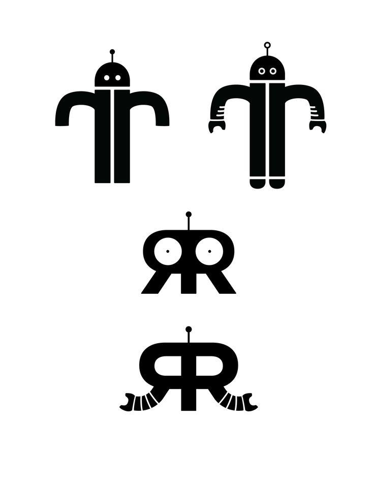 running robot logo icon logo pinterest logos icons