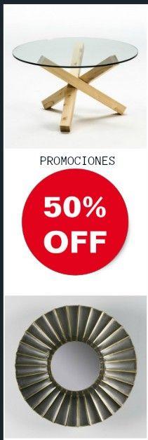 PROMOCIONES -50% TIENDA DECORACION ONLINE #ofertas #decoracion #homedecor #tiendaonline #abitaredecoracion