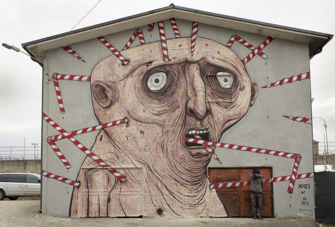 """Nemo's – """"No Triv"""" New Mural in Bonito"""
