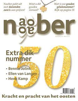 Proefabonnement: 2x Naober € 10,-: Naober; het tijdschrift van en voor het Oosten van Nederland. Neem nu een proefabonnement van 2 nummers voor een tientje of geef kado! Stopt automatisch.