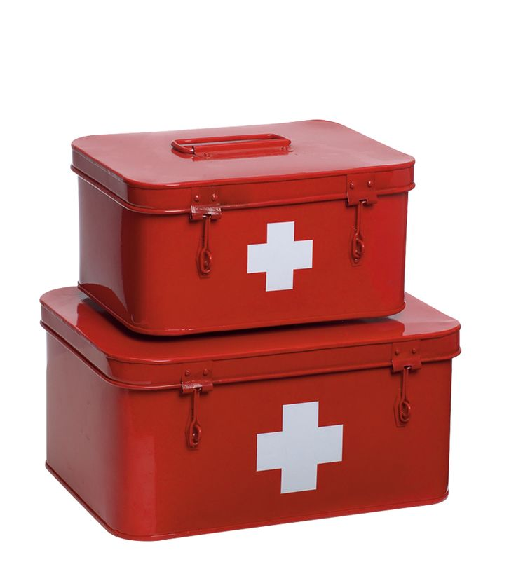 Bruka Design First Aid Box
