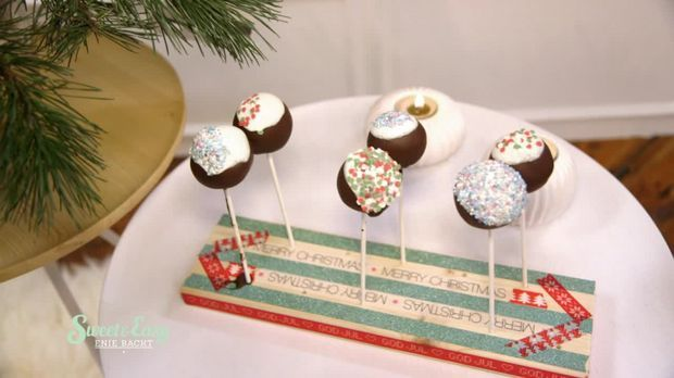 Advents-Cakepops - Sweet & Easy - Enie backt - sixx