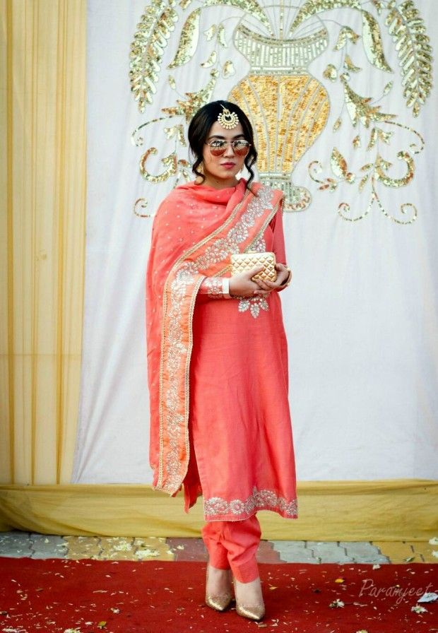 The Time I dressed for a Sikh Wedding!! Desii OOTD