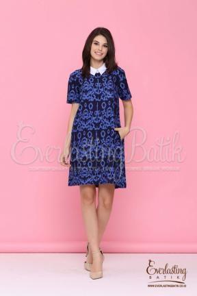 CA.10796 Yosiana Batik Dress Catalog