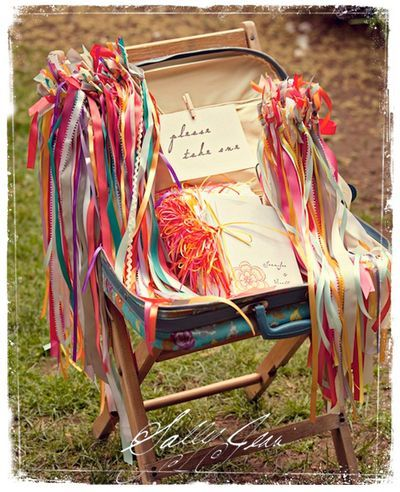 For the wedding wands :-)