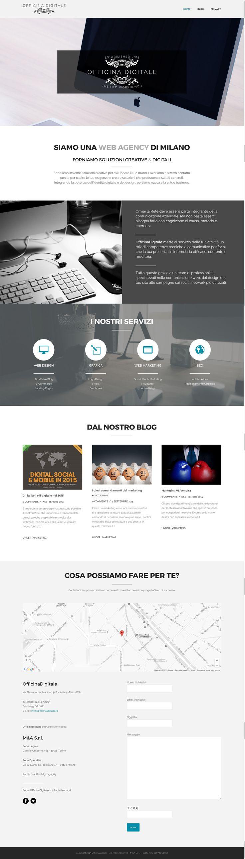 Siamo una #WebAgency di #Milano Fondiamo insieme soluzioni creative per sviluppare il tuo brand. Lavoriamo a stretto contatto con te per capire le tue esigenze e creare soluzioni che producono risultati concreti. Integrando la potenza dell'identità digitale e del design, portiamo nuova vita al tuo business. #WebDesign #WordPress