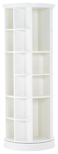 Revolving Bookcase eclectic bookcases cabinets and computer armoires $699  WOW