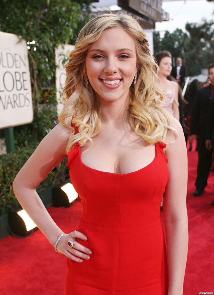 Scarlett Johansson - Cherry Red smoking Hott
