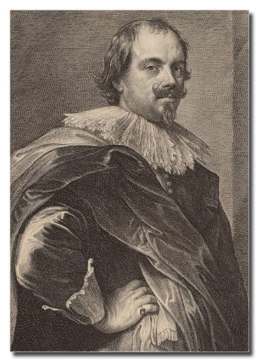 Reprodukcja Antoon van Dyck kod obrazu dyck88