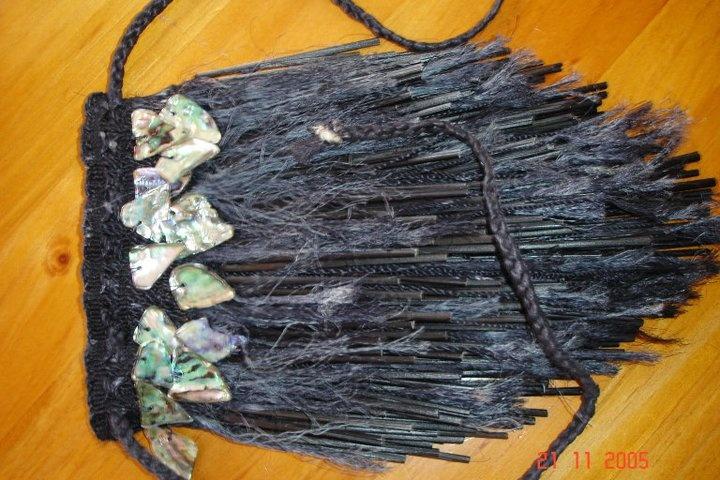 Karmen Thomson - a Maro (like a loin cloth)