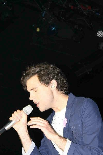 Mika - JBC showcase @ Brussels Event Brewery May 6 2013