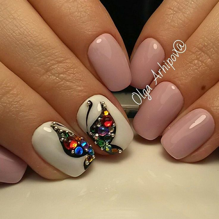 971 best modern nail art designs images on pinterest nail 100 beautiful and modern nail art designs 2017 prinsesfo Choice Image