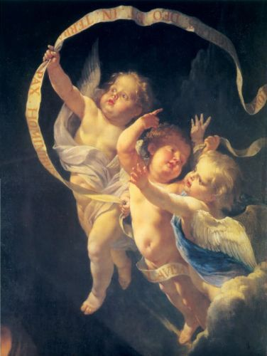 Cherubs  painting 2 of 17 by Philippe de Champaigne