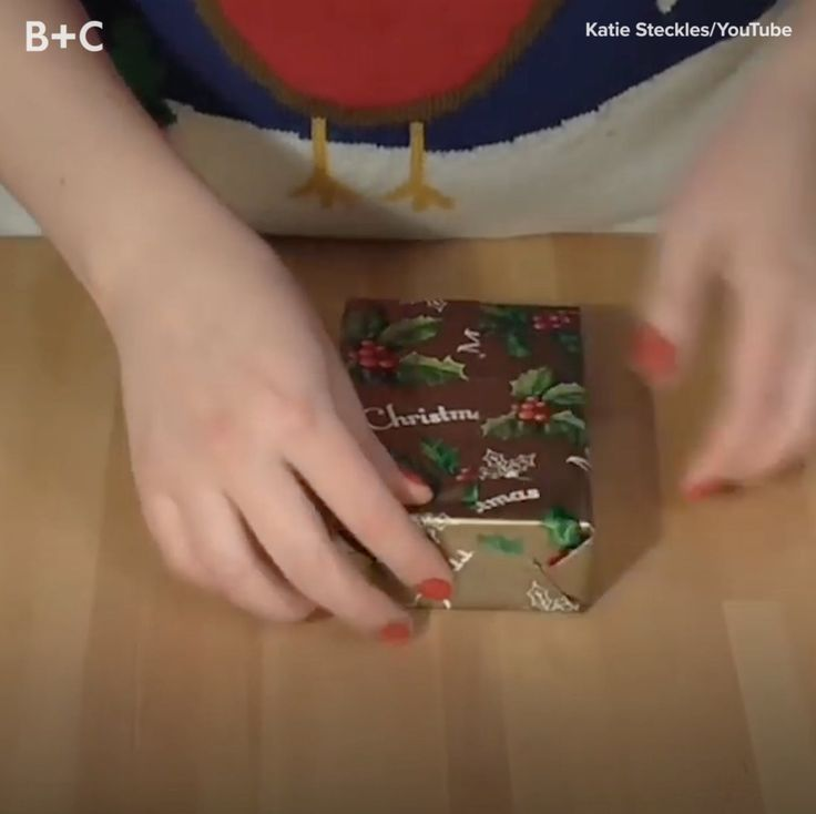 Perfectly Wrapped Gifts Are the Best Thing You'll See All Day