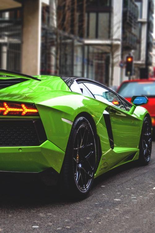 Green Super Car It Match My Lime Green Adidas