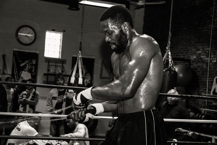 "Bryant Jennings ""I'm ready to end Klitschko's reign as heavyweight champion"""