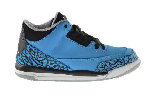 Air Jordan 3 Retro Powder Blue BP Little Kids Basketball Shoes Dark Powder  BlueWhiteBlackWolf Grey 429487406 1 M US     Find out more about the great  ... fa41f2621