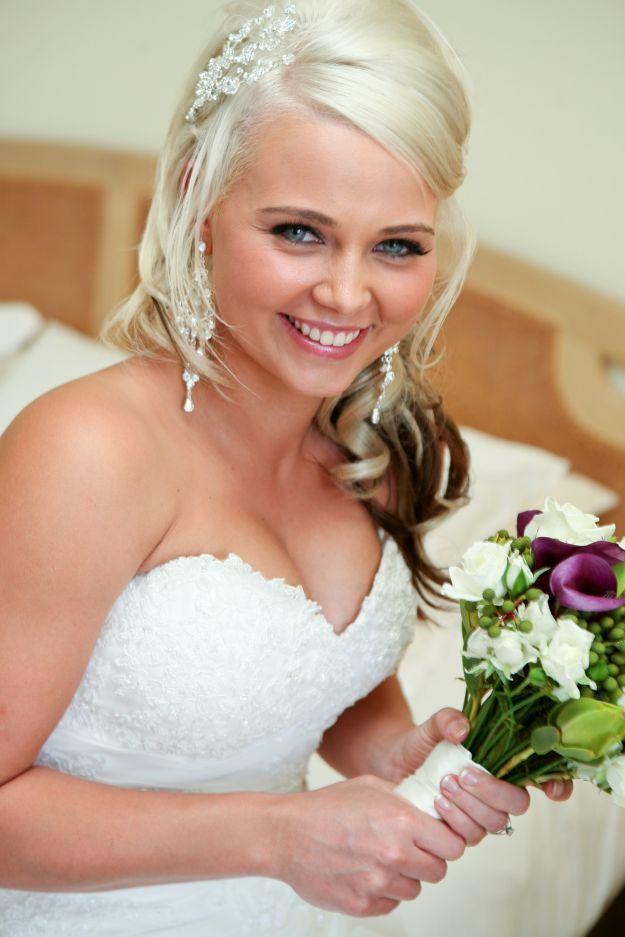 Красивый свадебный макияж для голубых глаз ::: onelady.ru ::: #makeup #eyes #eyemakeup