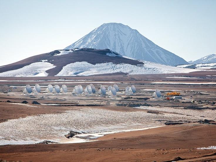 Proyecto Alma, desierto de Atacama