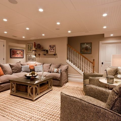 Basement Living Rooms Design best 25+ basement living rooms ideas on pinterest | diy modern