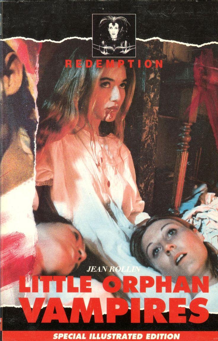 Little Orphan Vampires (Redemption 1995) - Jean Rollin, trans. Pete tombs - Jean Rollin's Two Orphan Vampires
