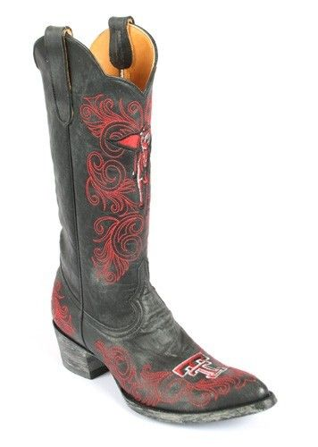 Game Day Texas Tech University Ladies Boots only $399! *cough*