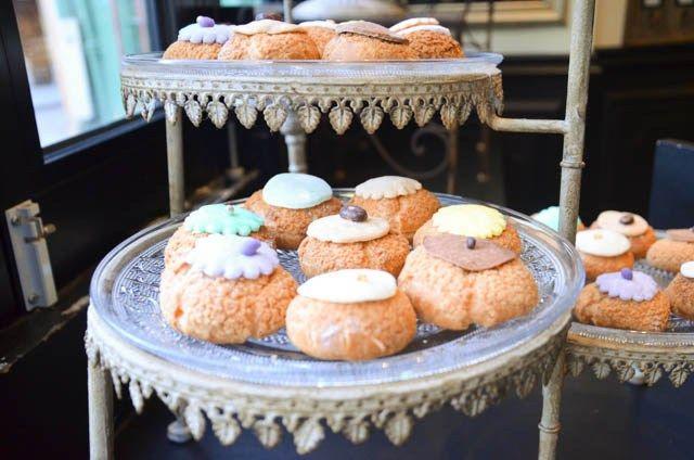 Les choux de chez Odette #Paris #Food #Choux #Blog
