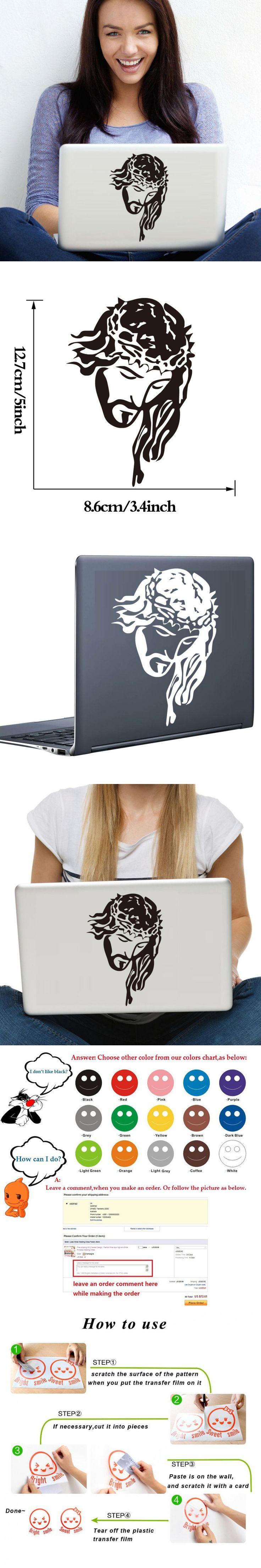 Besten Religion Wall Decals Bilder Auf Pinterest Ganesh - How to make laptop decals at home