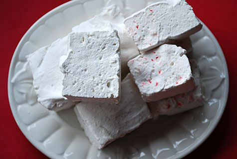 Homemade marshmallows | Recipe - Sweets | Pinterest
