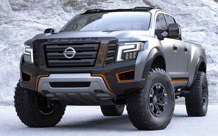2017 Nissan Titan Warrior Price, Specs - http://www.carmodels2017.com/2016/04/25/2017-nissan-titan-warrior-price-specs/