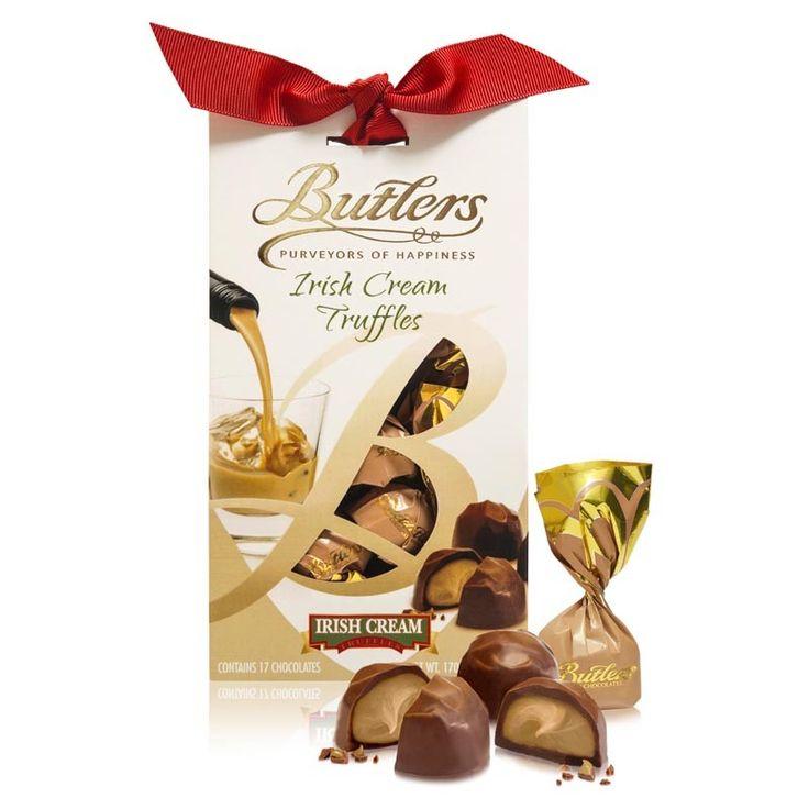 Butlers Irish Cream Chocolate Truffles