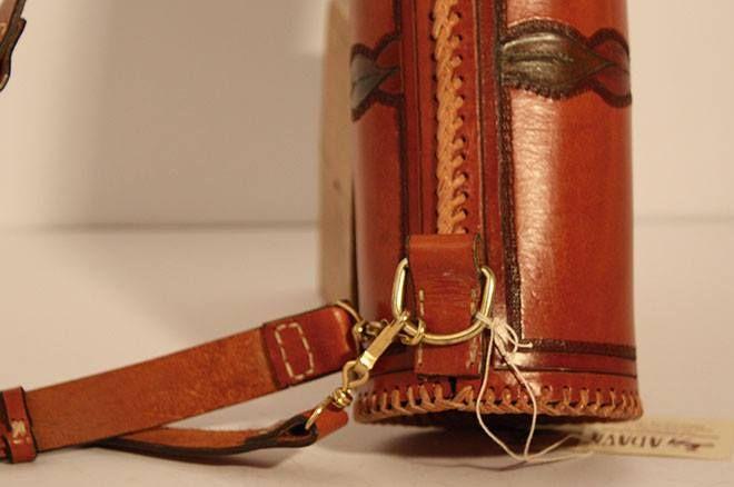 Carcaj de cuero  #Cuero #Leather #carcaj #arqueros