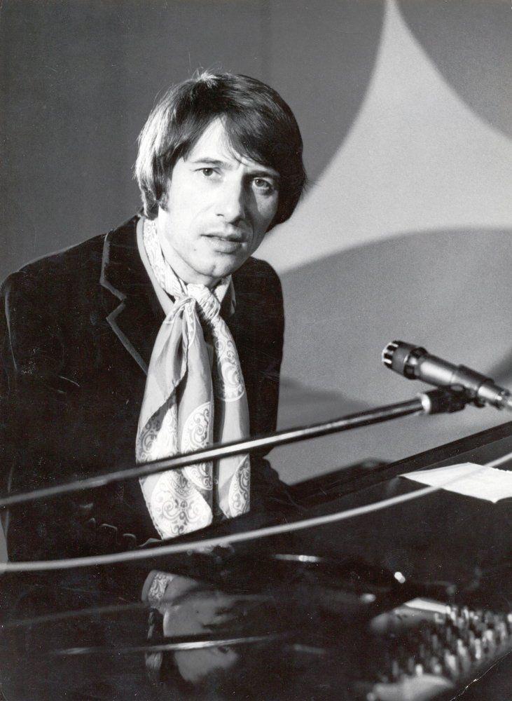 Udo Jürgens Mitte der 60er-Jahre