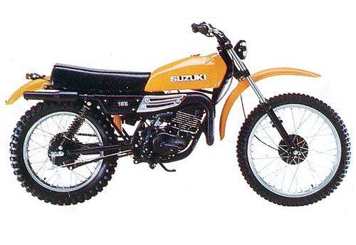 1970s 185cc Suzuki Enduro bike. I regret selling this.