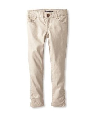 69% OFF Desigual Kid's Twill Pants (Pale Pink)