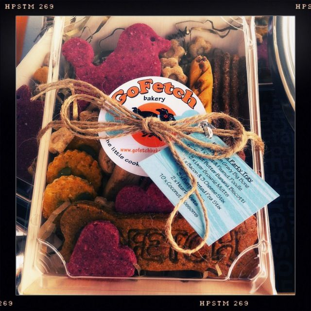 Mixed Box from Go Fetch Bakery...amazing!