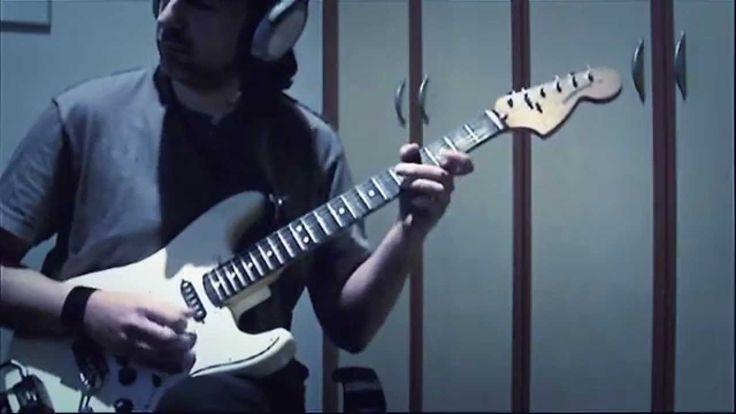 Vangelis Vergos - Slow blues jam