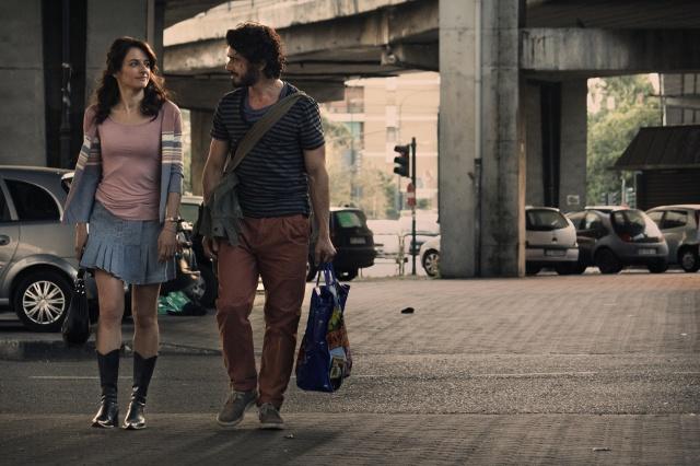 ITALIAN MOVIES - Anita Kravos e Michele Venitucci    #italianmoviesilfilm  http://lascreeningroom.net/2012/11/italian-movies-di-matteo-pellegrini-leggi-la-recensione-guarda-lintervista-con-anita-kravos/#