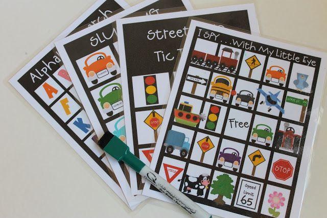 10 idee per giocattoli fai da te da viaggio. Semplici giochi da portare in automobile per intrattenere i bambini durante il viaggio