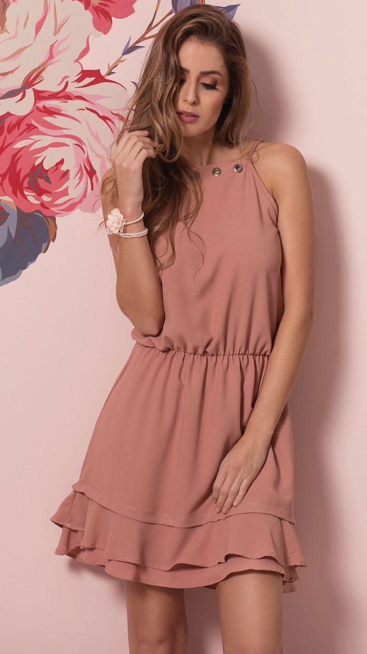 1170 best vestido images on Pinterest   Chic clothing, Clothing ...