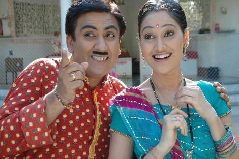 Disha Vakani and Dilip Joshi Best Jodi